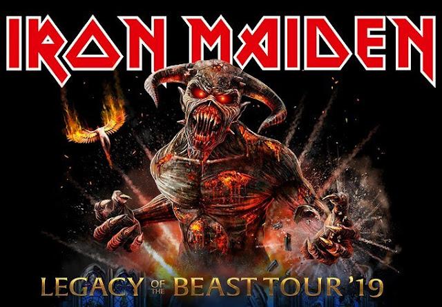 Ingressos: Iron Maiden em São Paulo / Morumbi - 06 de Outubro