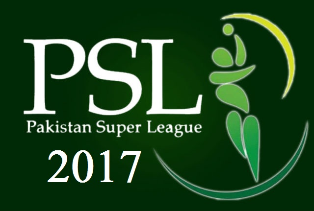 PSL 2017 Pakistan Super League Drafts and Players Selection for Peshawar Zalmi and other Teams