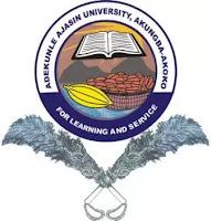 AAUA 2017/2018 1st Semester  Resumption Date Announced