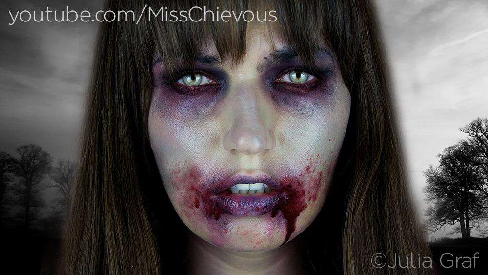 Black ops 3 zombie makeup tutorial youtube.