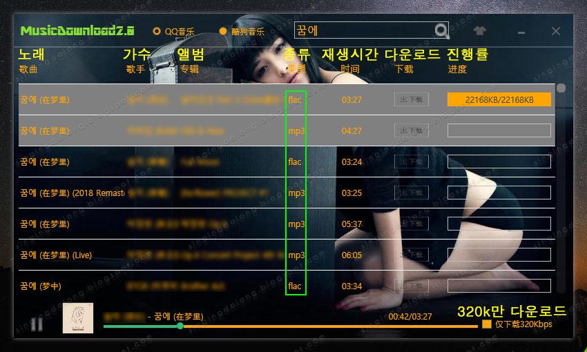 Kugou and QQ Music Lossless Downloader 03