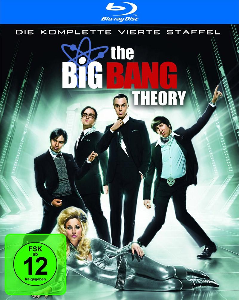 The Big Bang Theory Auf Deutsch