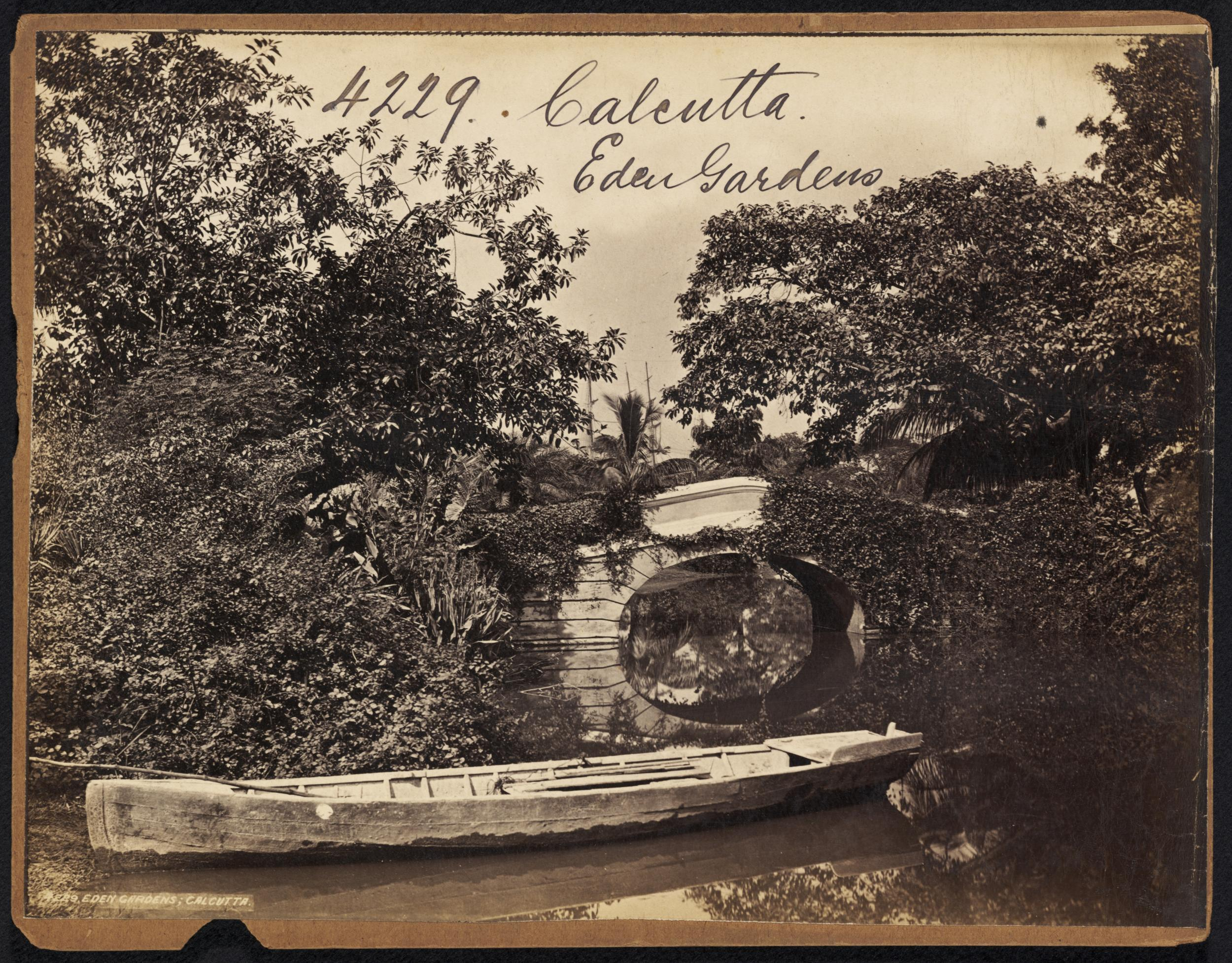 Eden Gardens Calcutta (Kolkata)