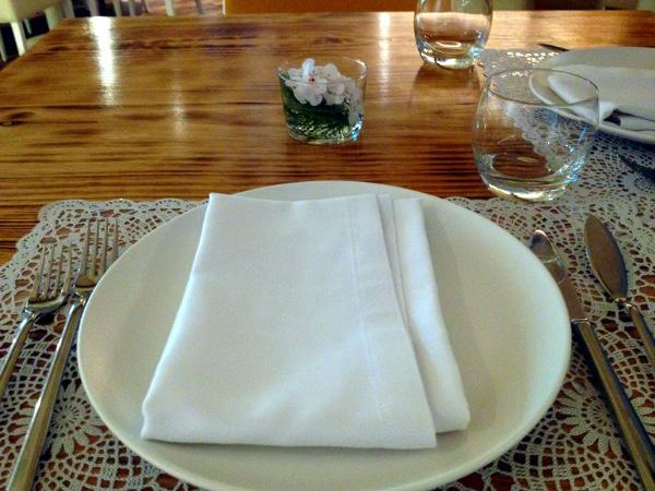 A Horta do Obradoiro (restaurante)