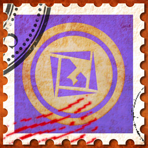Postage Stamp TSF Shell Theme Paid Apk Working