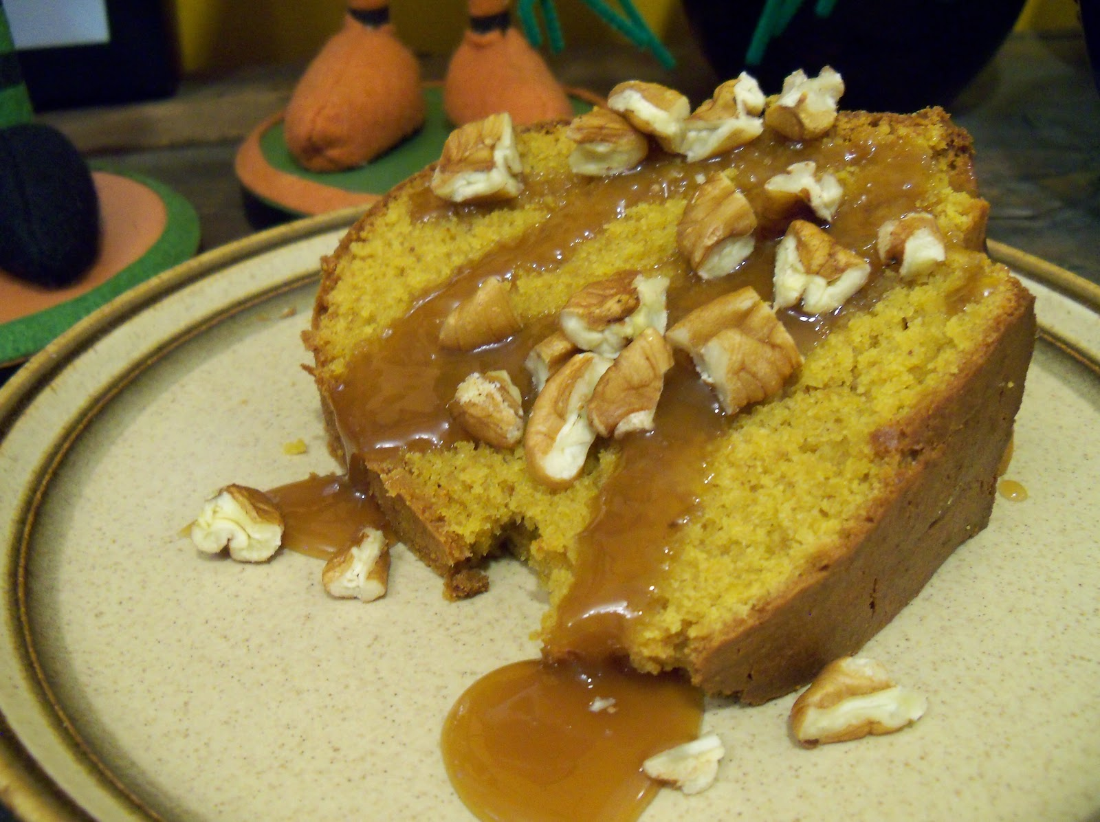 Sweet Potato Pound Cake Okay This Is A Straight From The Book Recipe Well Technically Not I Was Flipping Through November 2017 Southern