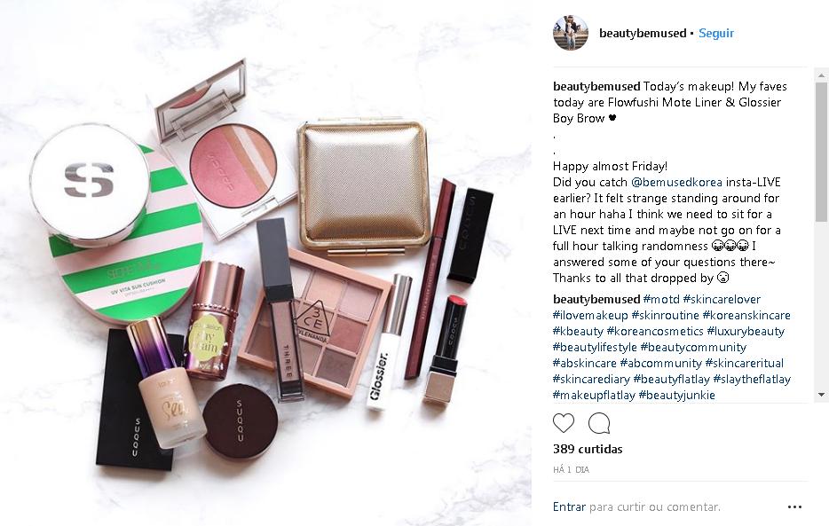 15 ideias de posts para o Instagram