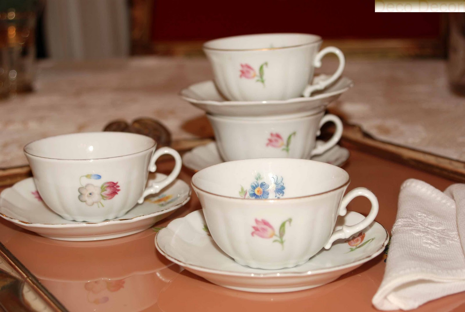 Tazas y platos for Tazas cafeteria