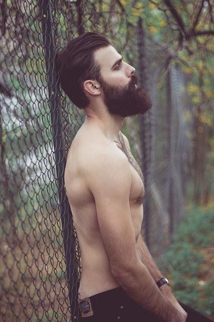 Barbas Masculinas Estilos