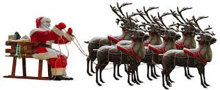 Le origini del Natale renne