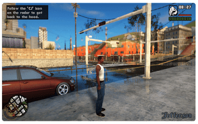 gta san andreas ultra realistic graphics mod download