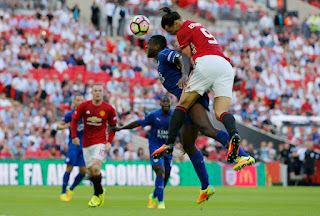 , Zlatan Ibrahimovic proved his worth as he netted the winner goalgoal for the Red Devils, Latest Nigeria News, Daily Devotionals & Celebrity Gossips - Chidispalace