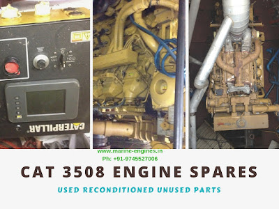 CAT 3508, overhauling, spare parts, caterpillar engine repair, maintenance, valve, ring, piston, crankshaft, liner, connecting rods, exhaust, cylinder, assymbly, gear