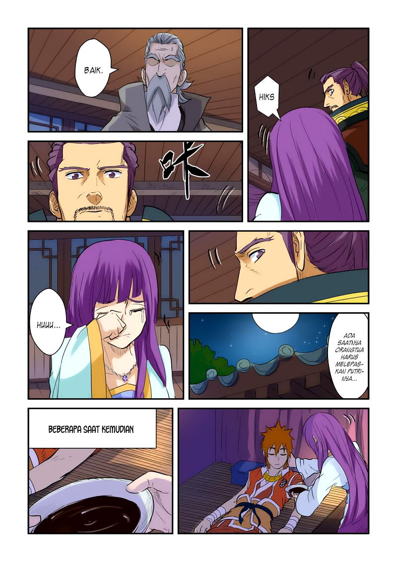 Tales of Demons and Gods Chapter 136