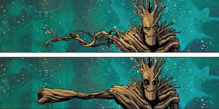 Instant Cellular Regeneration groot