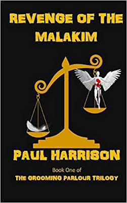 revenge-of-the-malakim, paul-harrison, book