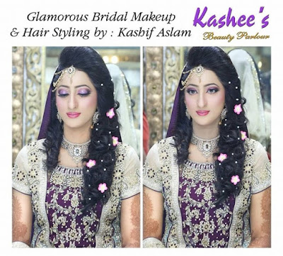 Inspired ladies with kashee's glamorous makeover by kashif aslam