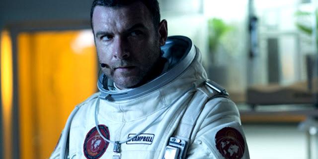 Liev Schreiber in The Last Days On Mars
