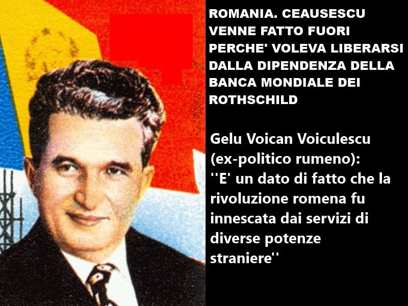 Ilmaestroemargherita Romania Ceausescu Venne Fatto Fuori
