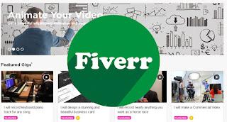 Kategori Jasa di Fiverr