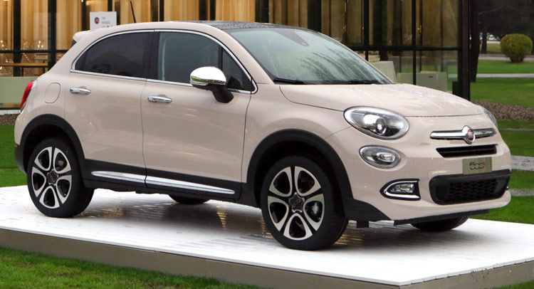 mopar strikes fiat 500x with tons of accessories. Black Bedroom Furniture Sets. Home Design Ideas