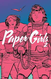 Paper Girls tom 2 okładka