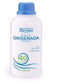 agua oxigenada garrafa
