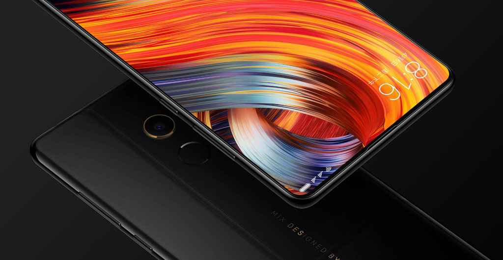 Best Android Gaming Phones For 2018 - The Xiaomi Mi Mix 2S