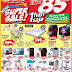 Courts Megastore Promo Weekend 28 April 2018