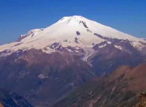 Gunung Jaya Wijaya atau Cartenzs Tinggi(4.884 m )