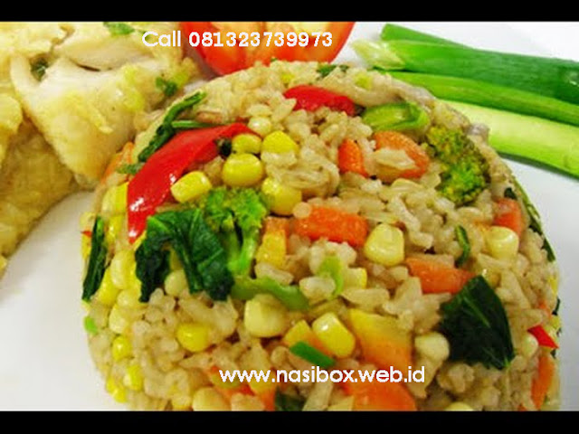 Resep nasi goreng sayuran nasi box walini ciwidey