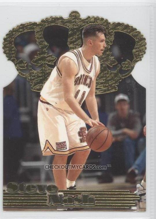 1996 Pacific Power Gold Crown Die Cuts - Blogs - Sports ...