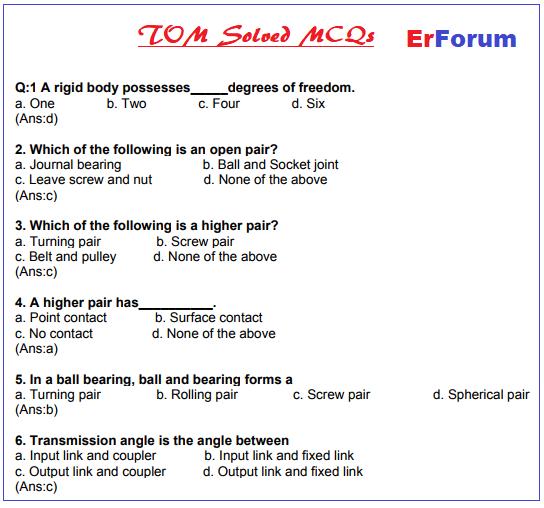 tom-solved-mcqs