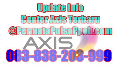 Center Axis Terbaru Untuk Transaksi Pulsa Murah Online
