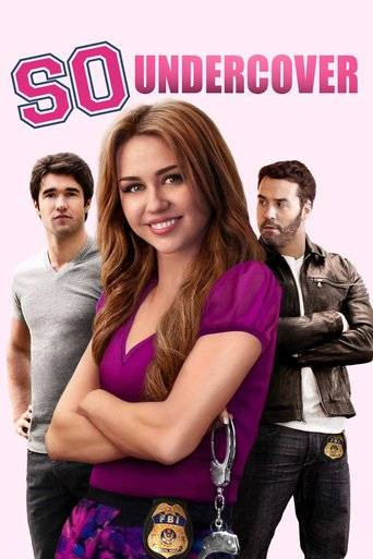 So Undercover (2012) ταινιες online seires oipeirates greek subs