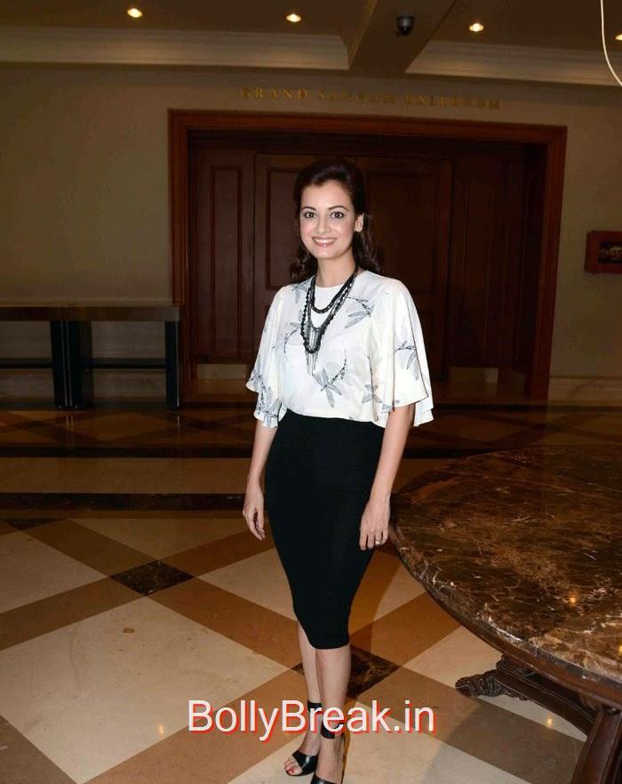 Bollywood Celebs at 16th IIFA Voting Weekend, Dia Mirza, Huma Qureshi, Kainaat Arora Hot Pics  at 16th IIFA Voting Weekend