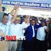 Ketua DPW Nasdem Sulsel,Kemenangan SK-HD,Dikawal 155 Pengacara Parpol