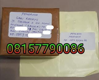 bukti packing cytotec cod jakarta