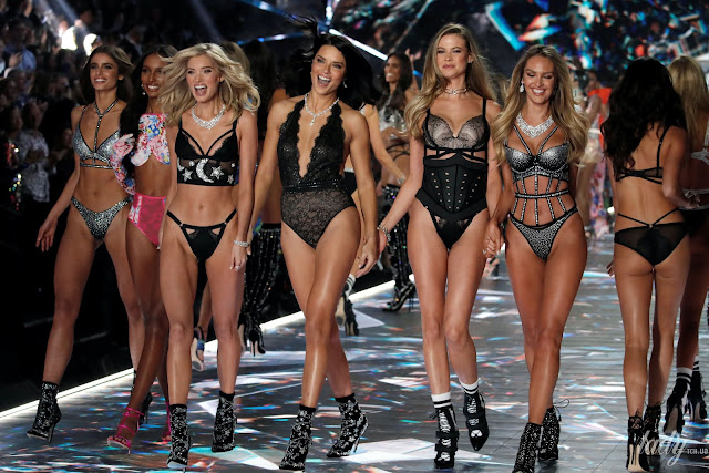 Victoria's Secret Fashion Show-2018