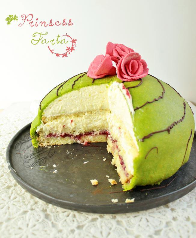 princesse tarta recette