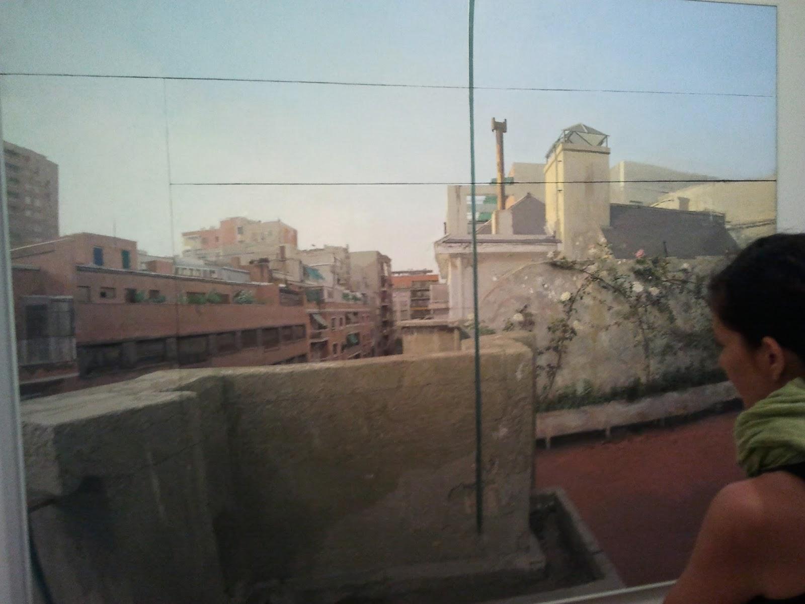 Pinturas de varias pocas terraza de lucio antonio l pez for La terraza de la casa del soldado