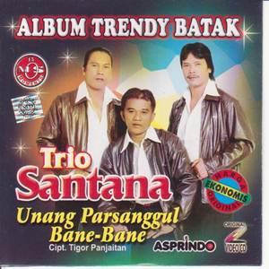 Trio Santana - Andung Anak Buha Baju (Full Album)