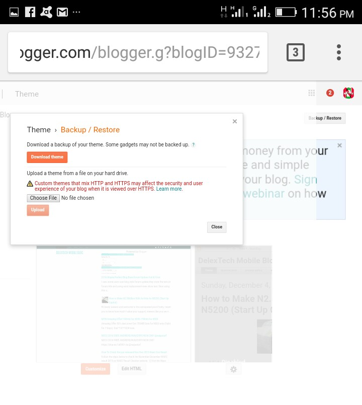 How to edit blogger templates using quickedit pro on android template documentation news52 pronofoot35fo Images