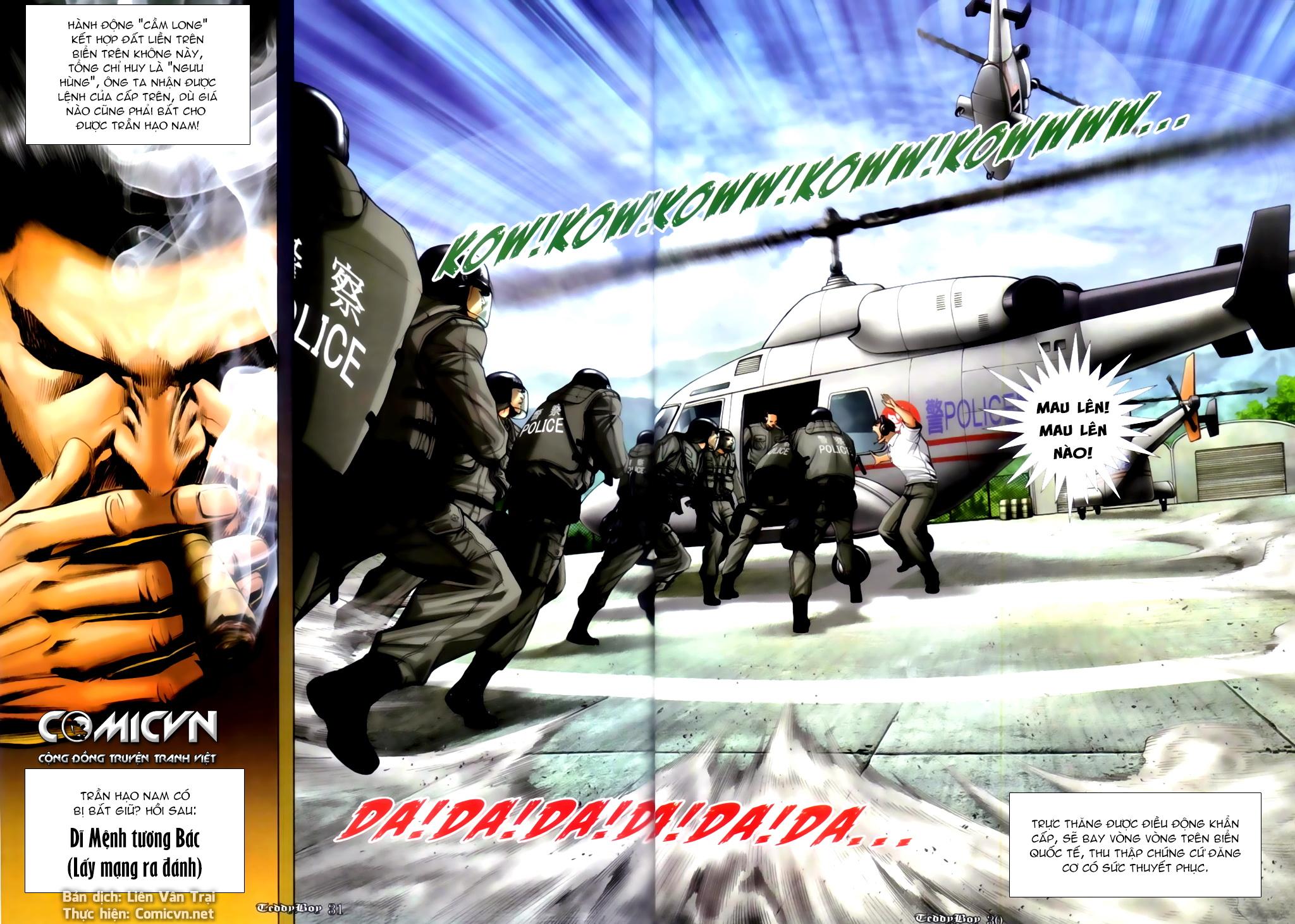 Người Trong Giang Hồ Chap 997 - Truyen.Chap.VN