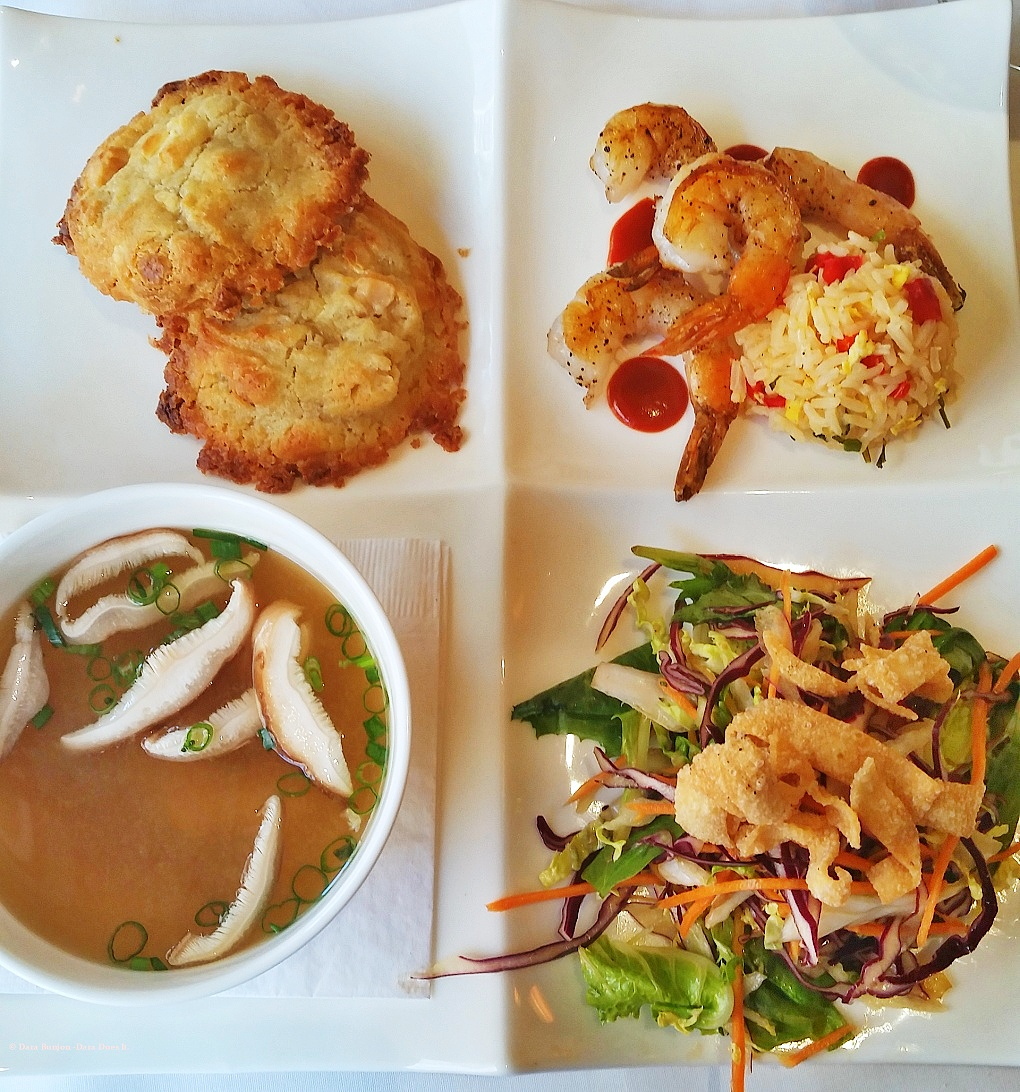 Dining dish now open for lunch roy 39 s hawaiian fusion in - Hawaiian fusion cuisine ...