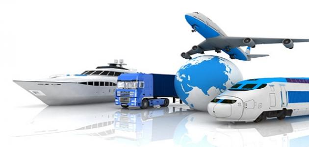 أحكام النقل الدولي متعدد الوسائط