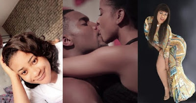 """There's no big deal in passionately kissing an actor"" – Nkechi Blessing"