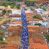 Onda azul: Multidão participa de inauguração do Comitê de Raimundo Dentista no Angico
