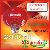 tabung apar - alat pemadam api thermatic 3 kg