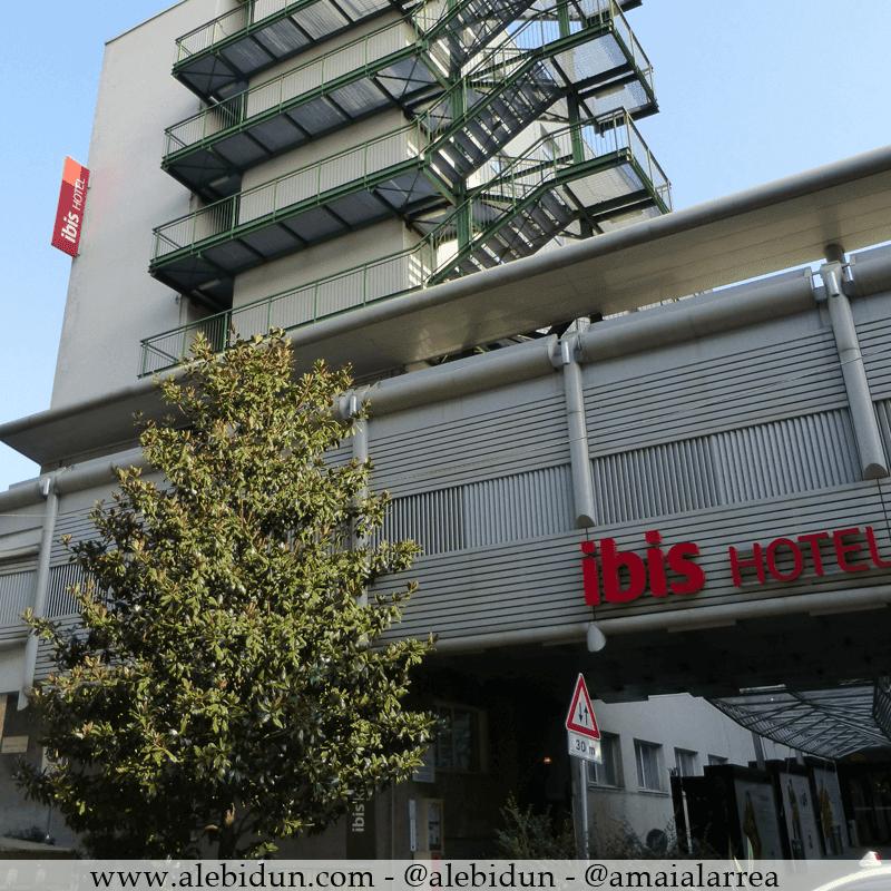 Hotel Ibis Milano Via Palmanova